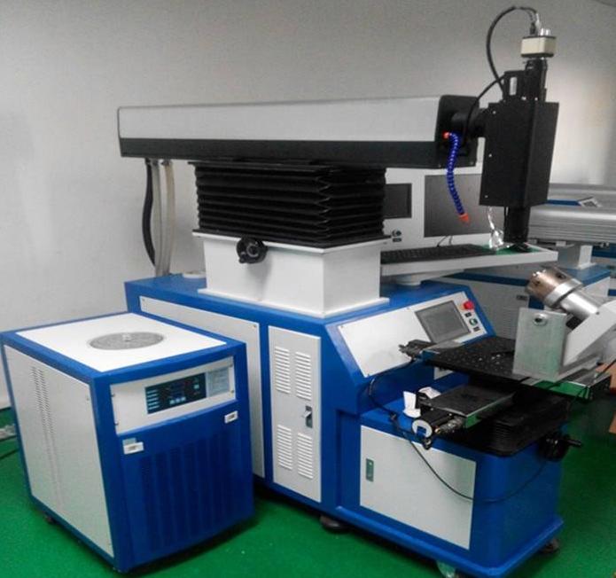 国外焊接机器人玩炫技 国产焊锡机拼实用